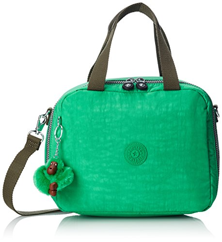 Kipling - MIYO - Frühstückstasche mit Trolleyschlaufe - Mojito Green C - (Grün) (Green Mojito)