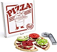 Green Toys Pizza Parlor, Multi-Colour, STPA2-1289