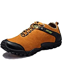 Zapatos De Trail Running para Hombre Transpirable Low Rise Lighten Otoño  Senderismo Zapatos Impermeables Deportes Zapatos 387f1481f7533