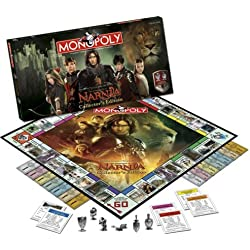 USAopoly Chronicles of Narnia Monopoly by USAopoly