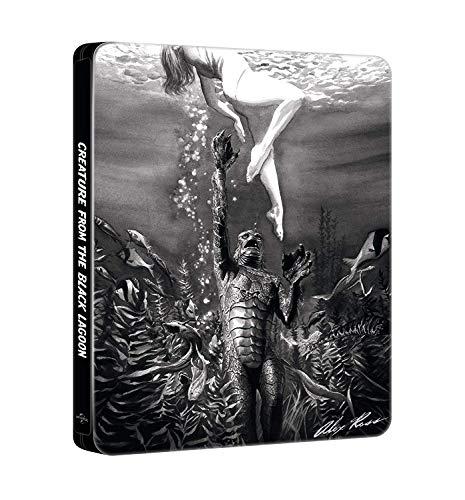 Der Schrecken vom Amazonas Steelbook [Blu-Ray] [Region B] (Deutsche Untertitel)