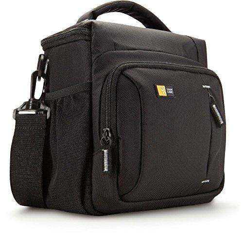 case-logic-tbc-409-borsa-in-nylon-per-fotocamera-reflex-e-tasche-per-accessori-nero