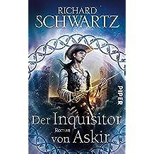 Der Inquisitor von Askir: Die Götterkriege 5 (Das Geheimnis von Askir 8) (German Edition)