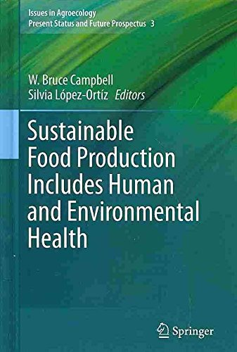 [(Sustainable Food Production Includes Human and Environmental Health)] [Edited by W. Bruce Campbell ] published on (November, 2013)