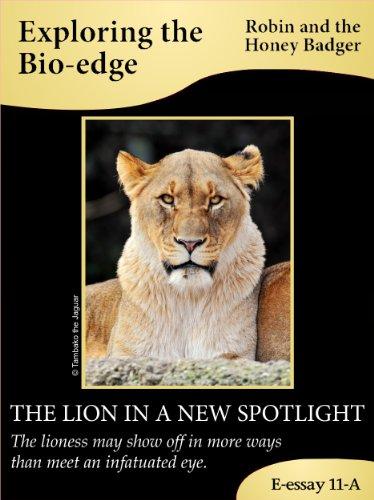 THE LION IN A NEW SPOTLIGHT (Exploring the Bio-edge Book 11) (English Edition) (Bio-leopard)