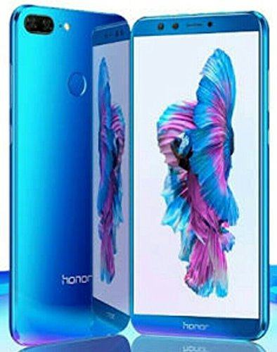 Honor 9 Lite mobile full View with face unlock