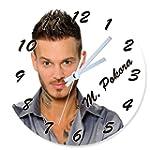 Kdomania - Horloge Matt Pokora en ver...