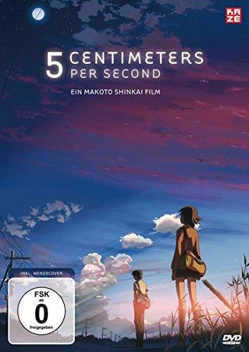 Bild von 5 Centimeters per Second - DVD - Ausverkauft