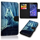 Book Style Wiko Rainbow Jam Tasche Flip Brieftasche Handy Hülle Kartenfächer für Wiko Rainbow Jam - Design Flip SVH1184