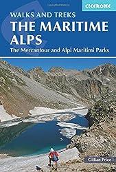 Walks and treks the maritime Alps
