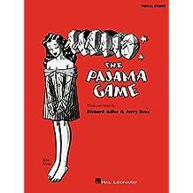 The Pajama Game Songbook: Vocal Score