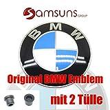 BMW New echtes 82mm vorne Motorhaube Kapuze Emblem 51148132375