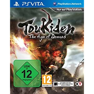 Toukiden: The Age of Demons – [PlayStation Vita]