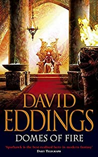 Domes of Fire: Book One of The Tamuli par David Eddings