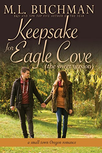 Keepsake for Eagle Cove (sweet): a small town Oregon romance (Eagle Cove - sweet Book 4) (English Edition) -