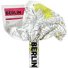 Crumpled City: Berlin. Soft city maps for urban jungles: Die cleveren Stadtpläne für Großstadtnomaden (Crumpled City Map)