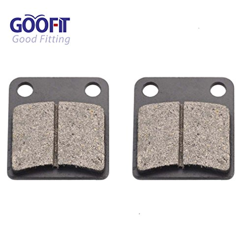 Goofit - Pastiglie freno per Dirt Quad ATV Pocket Mini Bike Go Kart Buggy moto 50cc 70cc 90cc 110cc 125cc 150cc 200cc 250cc