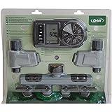 Orbit 94143 - Kit programador con 2 válvulas, derivación y 4 salidas
