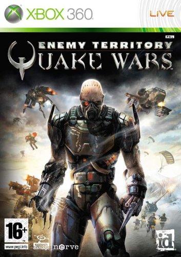 Enemy Territory Quake Wars (xbox 360)