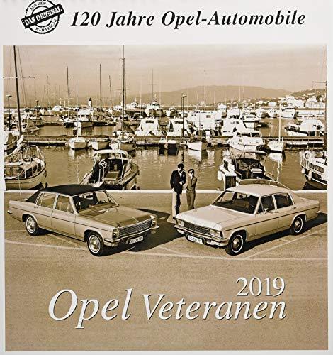 Opel Veteranen 2019: 120 Jahre Opel-Automobile