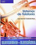 Sistemas de telefonía (Electricidad Electronica)