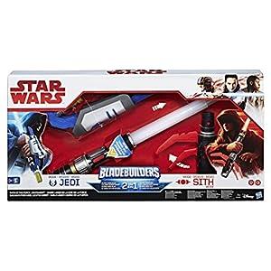 Star Wars 8 Sable Camino de la Fuerza, Multicolor (Hasbro C1412EU4)