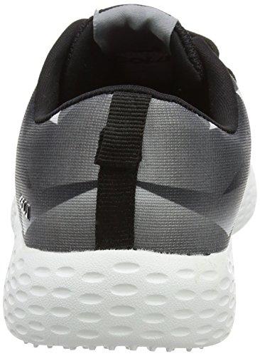 Gola Izzu, Chaussures de Fitness Femme Noir (Black/white)