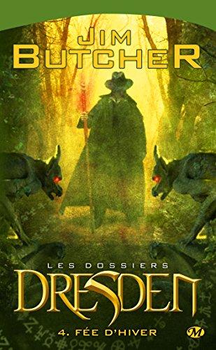 Les Dossiers Dresden, Tome 4: Fée d'hiver par Jim Butcher