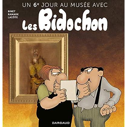 Un sixième jour au musée avec les Bidochon - tome 6 - Un sixième jour au musée avec les Bidochon