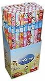 5 x Original Walt Disney Geschenkpapier Kinder Geschenkpapier Cars, Star Wars, Mickey Mouse, Dory, usw...