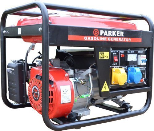 2.8 KVA / 2.8KW 6.5HP DC Petrol Generator - 110V / 240V / 12V / 50HZ Test