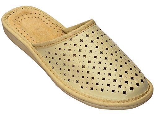 Bawal-Zapatillas-de-estar-por-casa-de-Piel-para-mujer