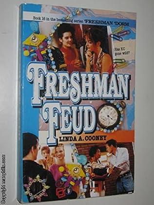 book cover of Freshman Feud