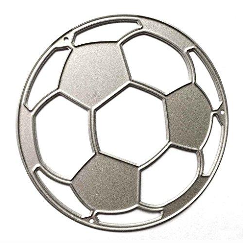 Chunyang Carbon Steel Schneideisen mit Fußball-Form für Scrapbooking DIY Präge -
