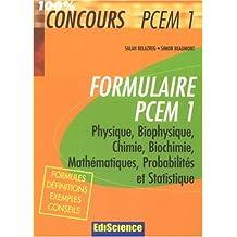 biophysique pcem1