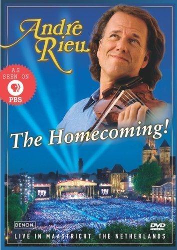 Preisvergleich Produktbild Andre Rieu - The Homecoming by Denon Records