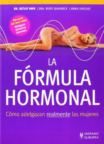 La Fórmula Hormonal (Salud & Bienestar) por Detlef Pape