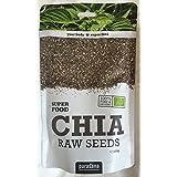 Pursana - Graine de chia bio - 200 g graines - Un super food avec une teneur exceptionnelle en fibre