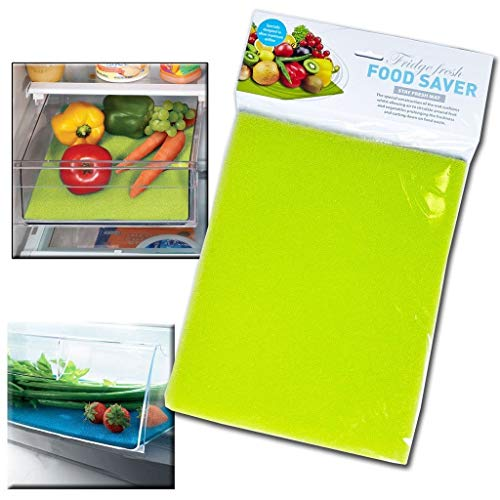 Kitchen Fridge Drawer Fresh Liner Mat