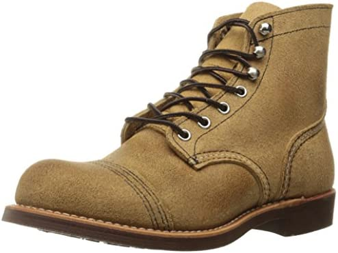 Red Wing Mens Iron Ranger 8083 Hawthorne Leather Boots 44 EU