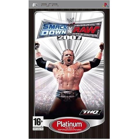 Smackdown Vs. Raw 2007 Platinum