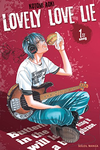 Couverture du livre Lovely Love Lie T01