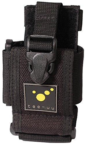 feuerwehr holster tee-uu RING Smartphone-Holster (geeignet für Geräte mit Umfang bis 16cm und Länge bis 16cm)