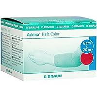 Askina haft color Fixierbinde 6 cm x 20 m pink preisvergleich bei billige-tabletten.eu