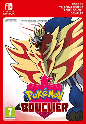 Pokémon Bouclier [Pre-Load] | Switch - Version digitale/code