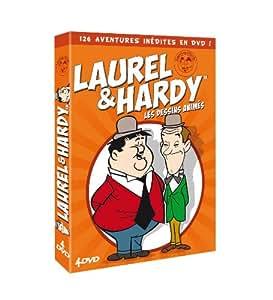 Coffret Laurel et Hardy dessins animes