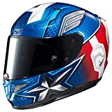 HJC CASCO RPHA11 CAPTAIN AMERICA MARVEL MC2 L
