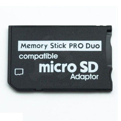 Tarjeta Micro SD TF Memory Stick Pro duo