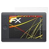 atFolix Folie für Wacom INTUOS Pro (Medium) Displayschutzfolie - 2 x FX-Antireflex-HD hochauflösende entspiegelnde Schutzfolie