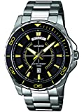 Casio Herren-Armbanduhr XL Collection Men Analog Quarz Edelstahl MTD-1076D-1A9VEF